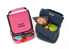 LUNCH COOL BAG PINK
